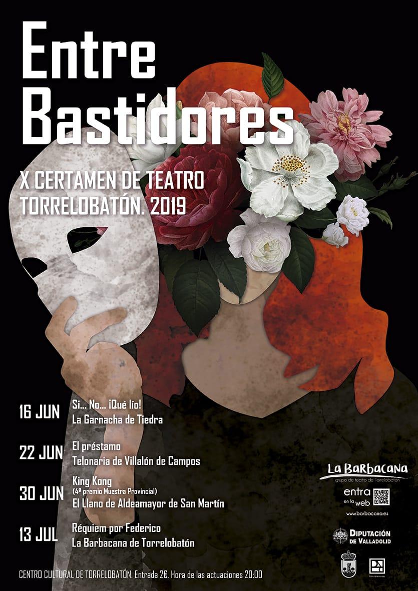 Este año Telonaria Teatro está dentro del XCertamen de Teatro de Torrelobaton. El día 22 de Junio a las 20:00h representarnos El Préstamo. ¡Os esperamos!