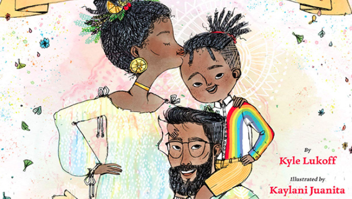 7 new and upcoming kids' books perfect for #PrideMonth: spr.ly/6013Eo2WN via @BNKids #BookPride