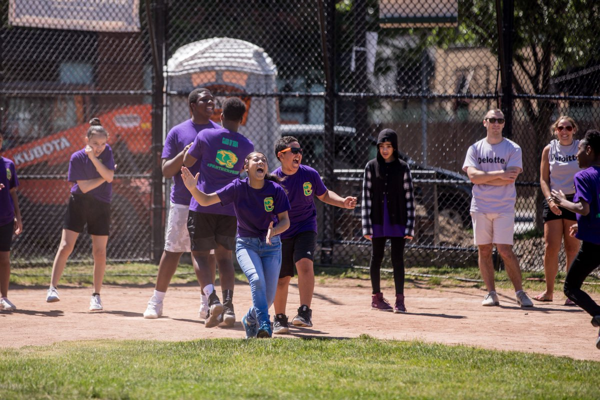 test Twitter Media - CHS students had a fun-filled field day hosted by @DeloitteUS—part of the 20th annual #ImpactDay celebrating their commitment to community-powered social impact. We are grateful to the Deloitte volunteers for wrapping up our year with positivity & community! #ImpactThatMatters https://t.co/KCNi0M0De3