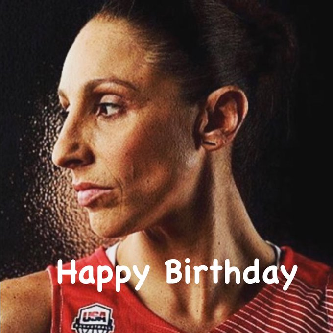 Happy Birthday to the goat, Diana Taurasi!!