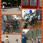 Image for the Tweet beginning: Le projet vélo et permis