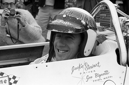 Please join us in wishing Hall of Famer Sir Jackie Stewart a very happy 80th Birthday today!