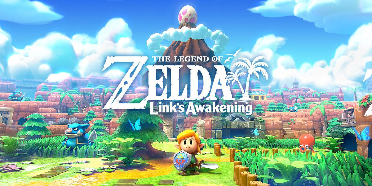 The Legend Of Zelda Link S Awakening Dated Switch News At