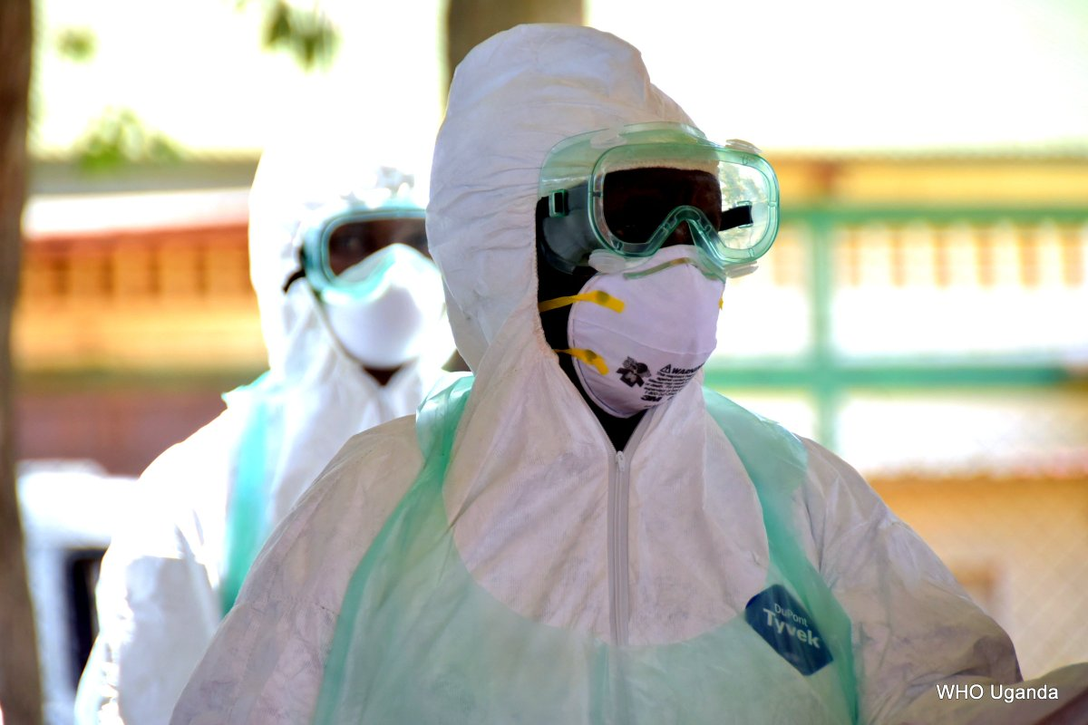 @MinofHealthUG and the @WHO have confirmed a case of #Ebola Virus Disease outbreak in #Uganda. Although there have been numerous previous alerts, this is the first confirmed case in Uganda during the Ebola outbreak on-going in neighbouring Democratic Republic of the Congo.