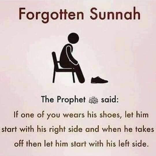 Revive a Sunnah   A Thread !!!   Please Retweet for Others to Update their List! <br>http://pic.twitter.com/G5IzD3ALwd