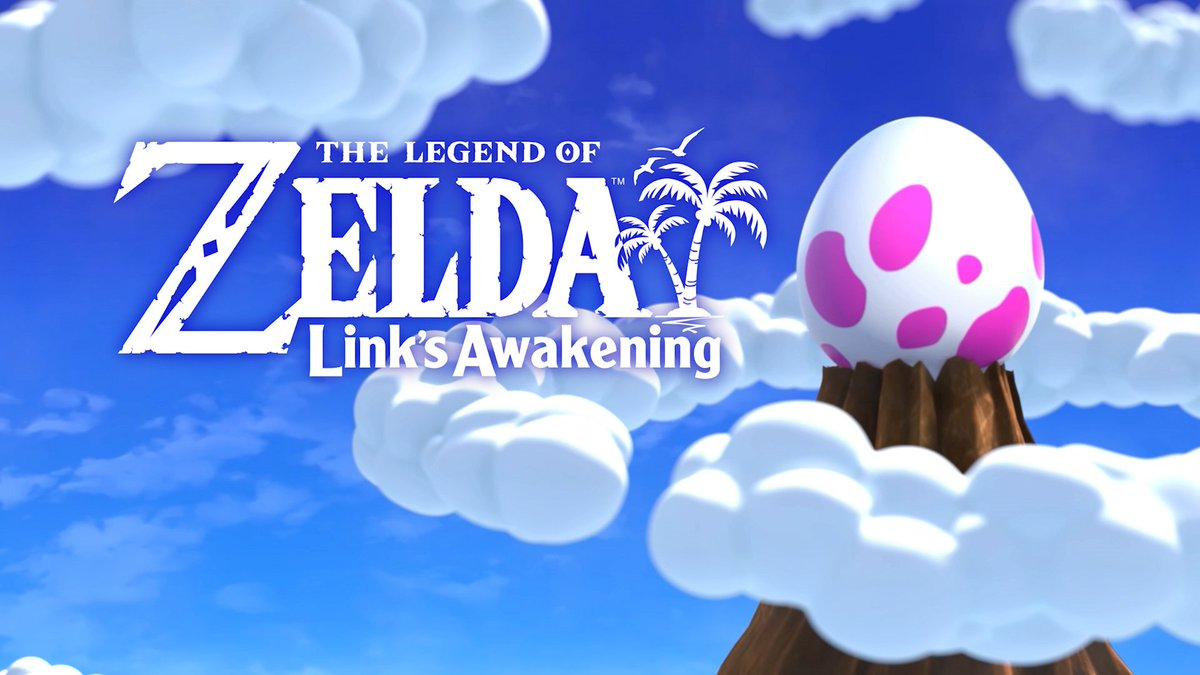 Help Link awaken the Wind Fish and explore a reimagined Koholint island when The Legend of #Zelda: Link's Awakening for #NintendoSwitch arrives on 9/20!  https://bit.ly/2R8B3mo
