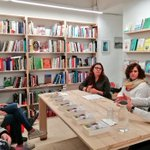 Image for the Tweet beginning: A la @llibreria_FandW parlem amb