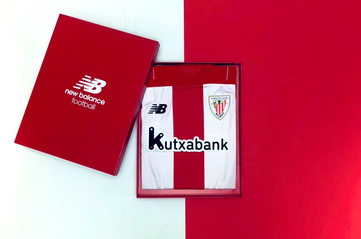 🔴⚪️ Fancy getting your hands on the lovely new 2019/20 @Athletic_en shirt from @NBFootball? To be in with a chance of winning: 🔘 Retweet and like this post 🔘 Follow @NBFootball & @_box2box 🔘 Comment #NBFootball Winner announced on Friday. box2boxfootball.com