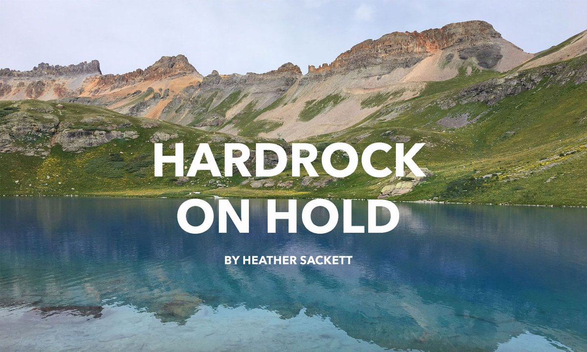Inside the decision to cancel the @hardrock100 for 2019. Yes, it is a huge let down, says @howiesternphoto. But at the same time, I truly feel the forest was speaking to us. It needed a break. Nature bats last, and she hit a grand slam this year. buff.ly/2KajGkr