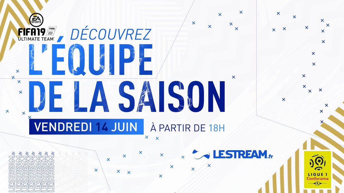 ⏳Elle arrive.... 👀! @LeStreamFR @Ligue1Conforama