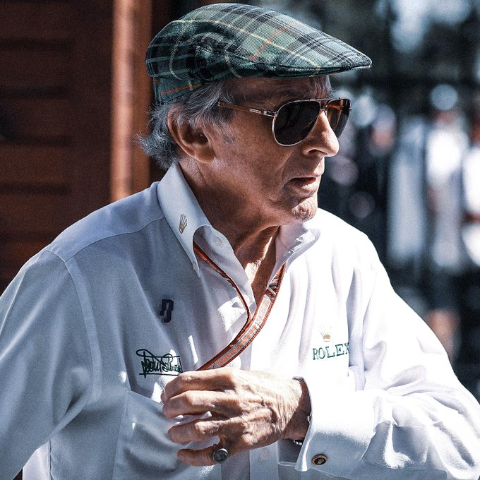 80 years today.  Happy Birthday to the legendary Sir Jackie Stewart!