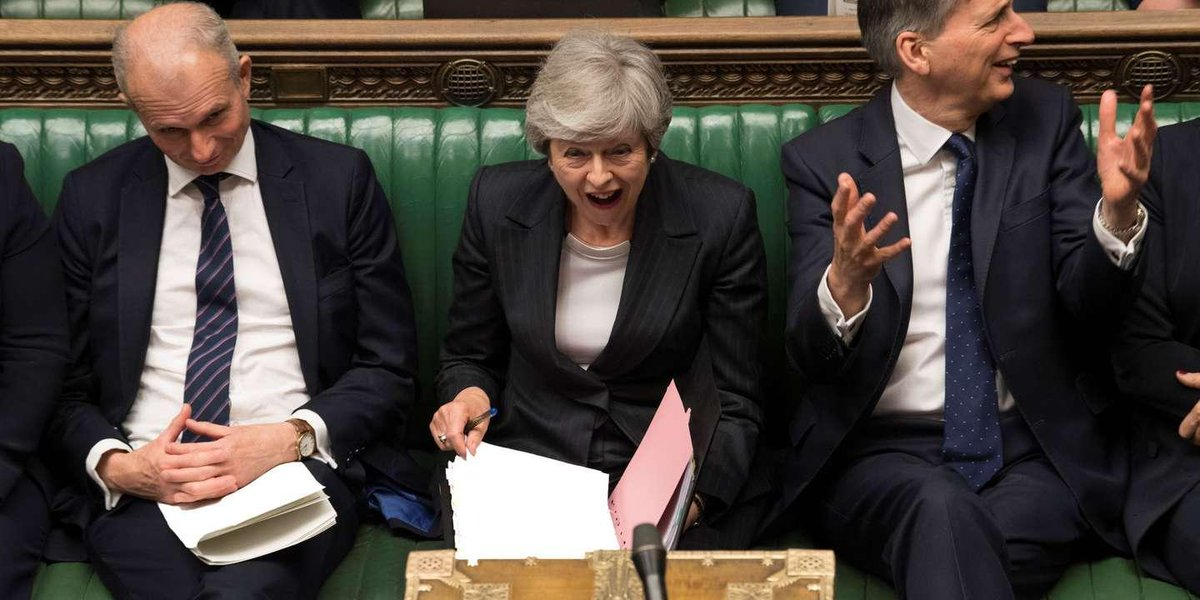 Pépinières et parkings : le maigre bilan de Theresa May dans un Royaume-Uni figé par le Brexit http://bit.ly/2wJR0Ga