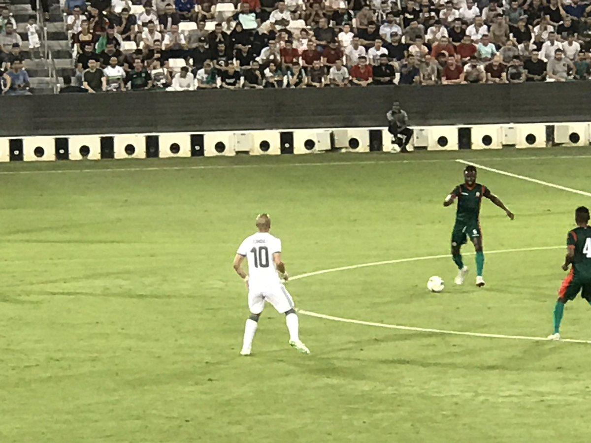 """بالصور .. المنتخب الوطني يتعادل أمام بورندي في أول اختبار قبل """"الكان"""" 26"""