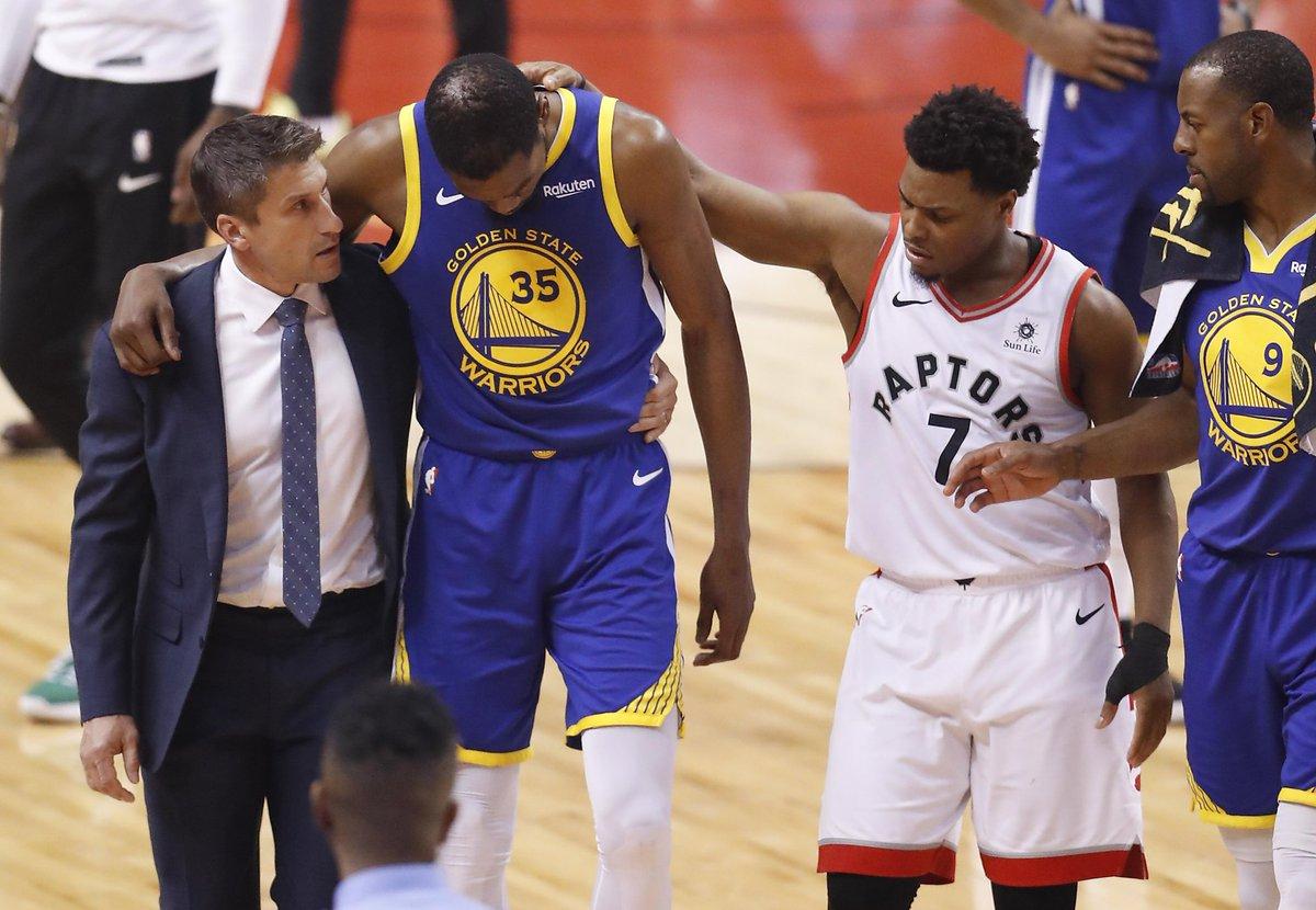 名宿炮轟體育文化:人們逼KD復出又假裝關心他,這實在是太虛偽了!-籃球圈