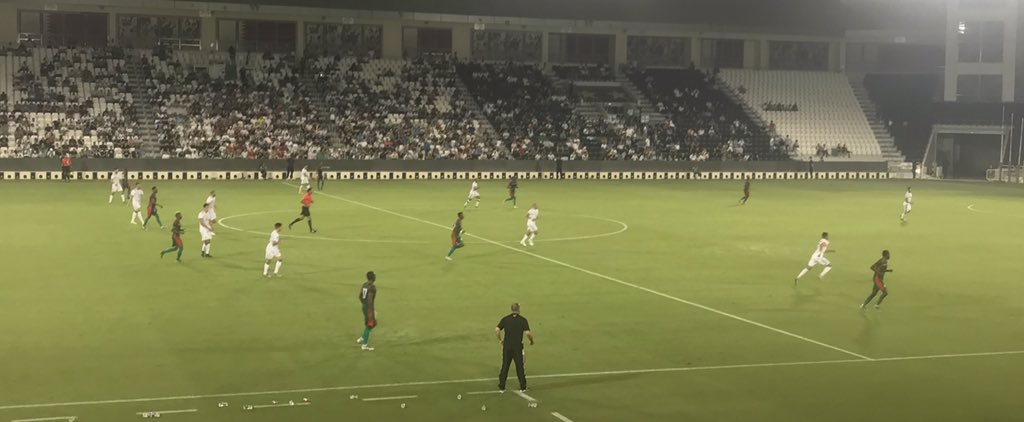 """بالصور .. المنتخب الوطني يتعادل أمام بورندي في أول اختبار قبل """"الكان"""" 28"""