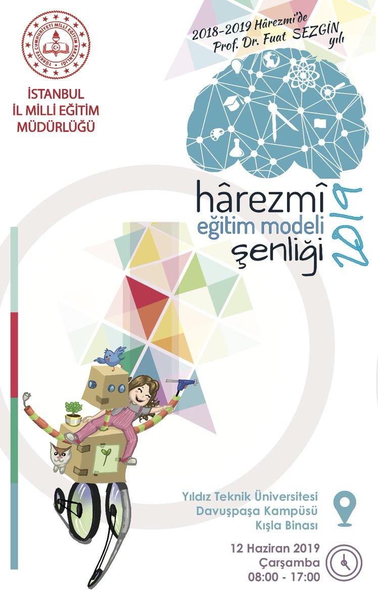 Hârezmî Eğitim Modeli Şenliği yarın! Atölye çalışmaları, akademik bildiri sunumları, oyun ve eğlence alanlarıyla güzel bir gün sizleri bekliyor. @tcmeb @ziyaselcuk @memleventyazici