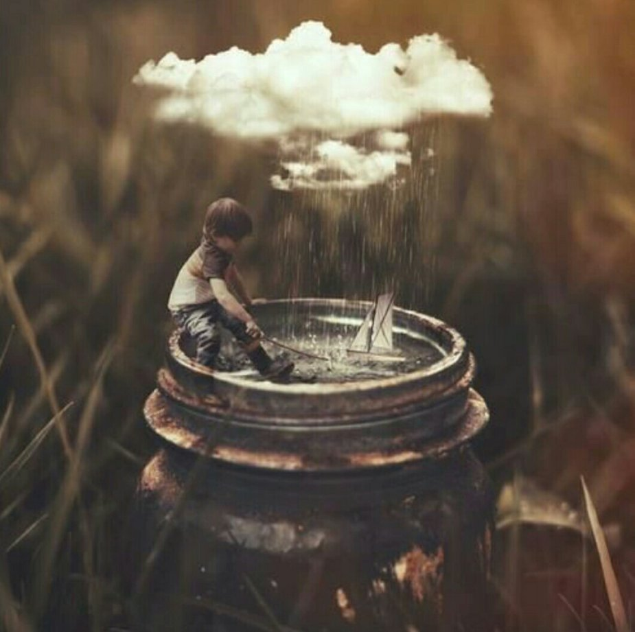 Return to the childhood days of yore And see with those eyes the Wonders, and possibilities From the Word near, and around You. Recapture the wonderful Imagination, now lost by The drudgery of adult Trite, and dull routine, Living ways.