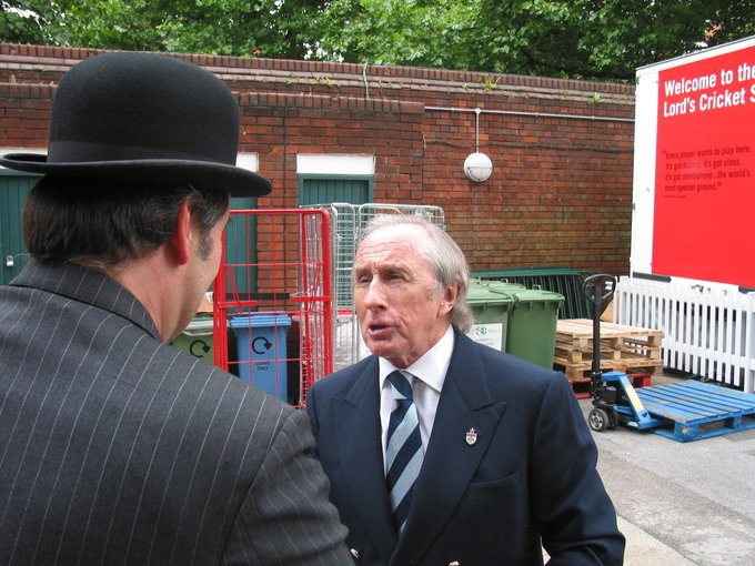 A very Happy Birthday to the legend that is Sir Jackie Stewart. 80 today.