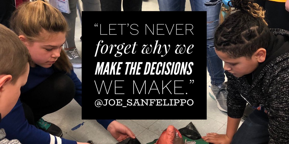 Thank you @Joe_Sanfelippo for an amazing day at #mola35 #gocrickets #fmsteach #fultonproud #LeadLAP
