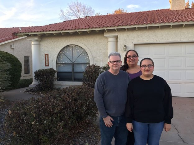 """""""It was very rewarding to have the house keys handed to us. That little home is an entire blessing."""" Read more about Sharon's path to homeownership here:  https://www. hud.gov/HumansofHUD#sh aron  …  #NationalHomeownershipMonth #HumansofHUD<br>http://pic.twitter.com/HZT0rYssr5"""