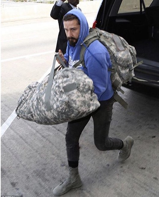 Happy birthday legend Shia Labeouf  My mentor