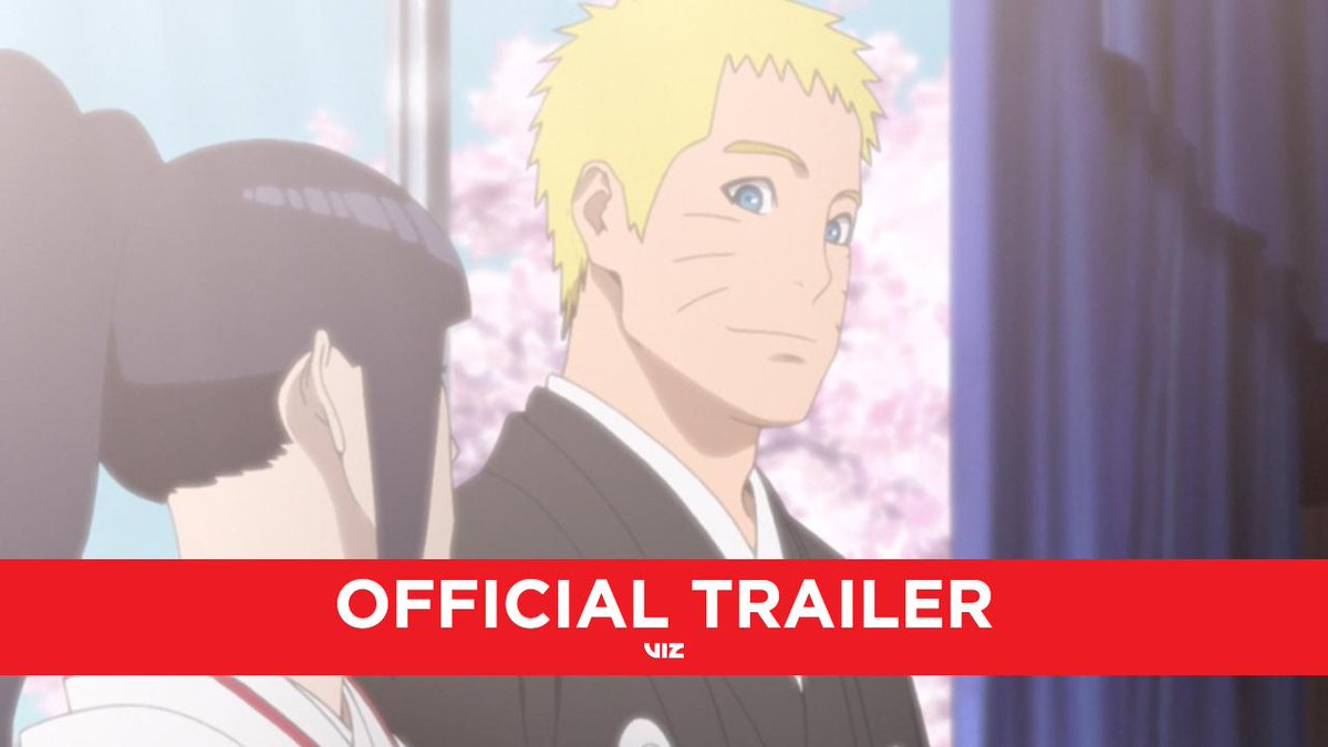 You are formally invited to own the final set of Naruto Shippuden on DVD and join us for the wedding of Naruto and Hinata. They grow up so fast! 😭