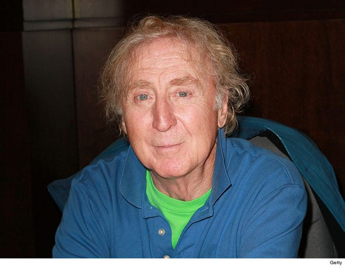 Happy Birthday Gene Wilder (* 11. Juni 1933 in Milwaukee, Wisconsin; 29. August 2016 in Stamford, Connecticut)!