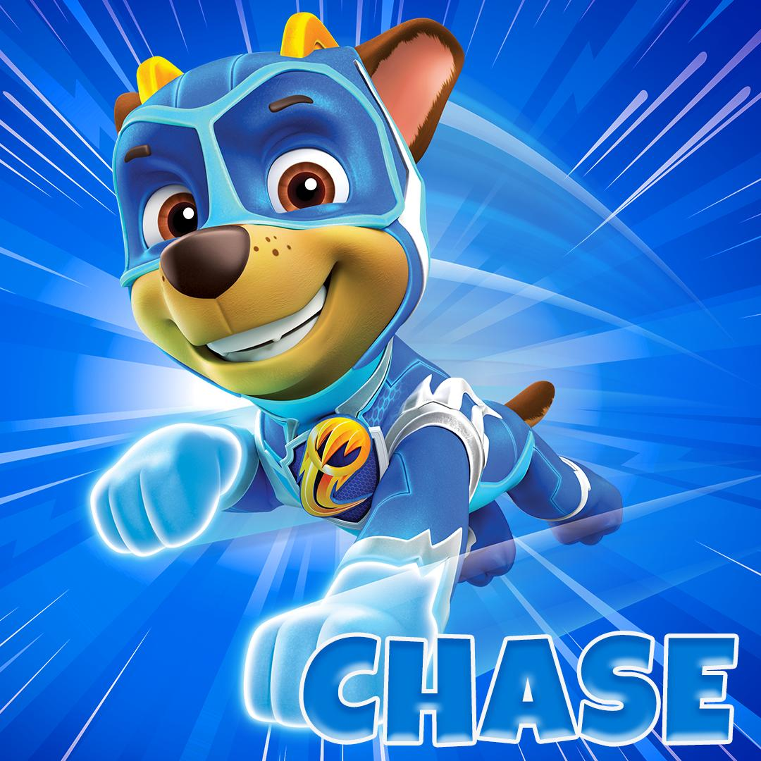 Paw Patrol On Twitter Quot Mighty Chase His Super Speed