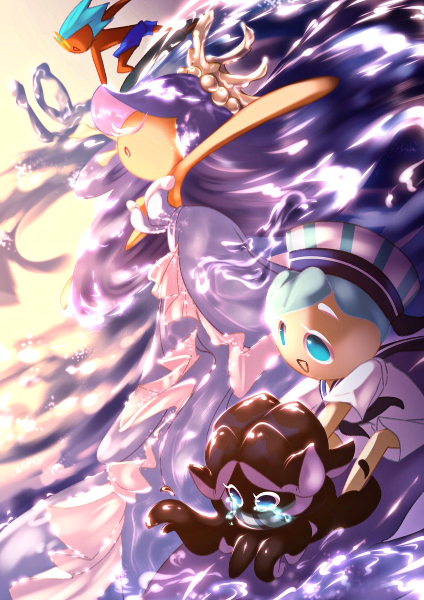 Happy Birthday GingerBrave!!  My part for the fanbook <3! #CookieRun  #GingerBrave10th #CRFanArtBook<br>http://pic.twitter.com/oYARblk1ME