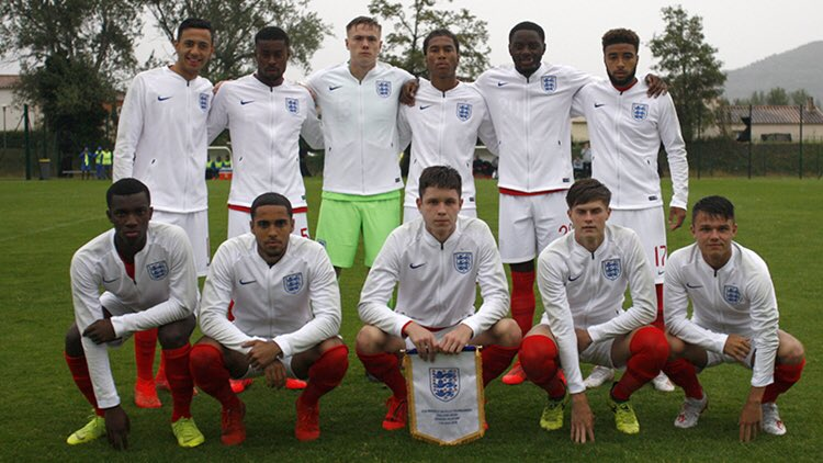 Congratulations to @Jayden_bogle who pulled on the Three Lions jersey for the first time this evening. Both he & Max Lowe started in @England's victory over Guatemala in the @TournoiMRevello. 🏴󠁧󠁢󠁥󠁮󠁧󠁿🙌 twitter.com/England/status…