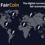 Image for the Tweet beginning: FairCoin - The Digital Currency