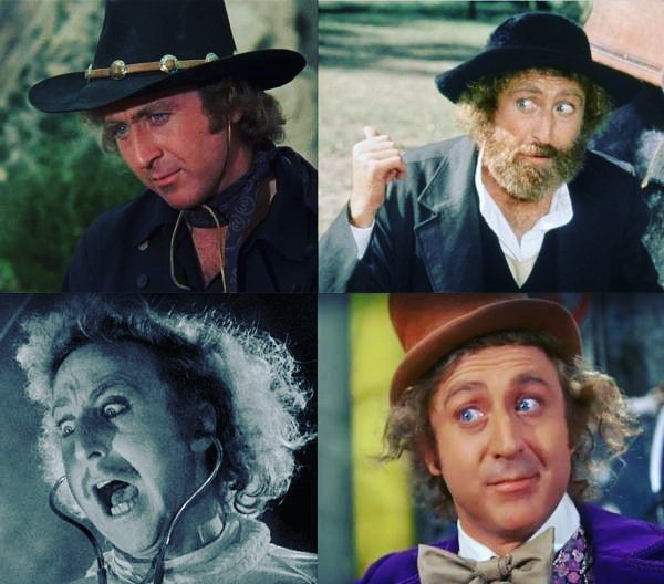 Happy Birthday Mr Gene Wilder...RIP Sir...