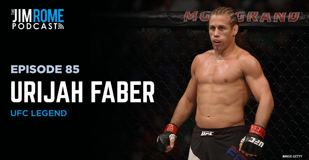 .@UrijahFaber on making a comeback at 40, why he'll never cheat the sport, Bieber v. Cruise, becoming a new dad, Conor McGregor, and an epic night in Isla Vista.