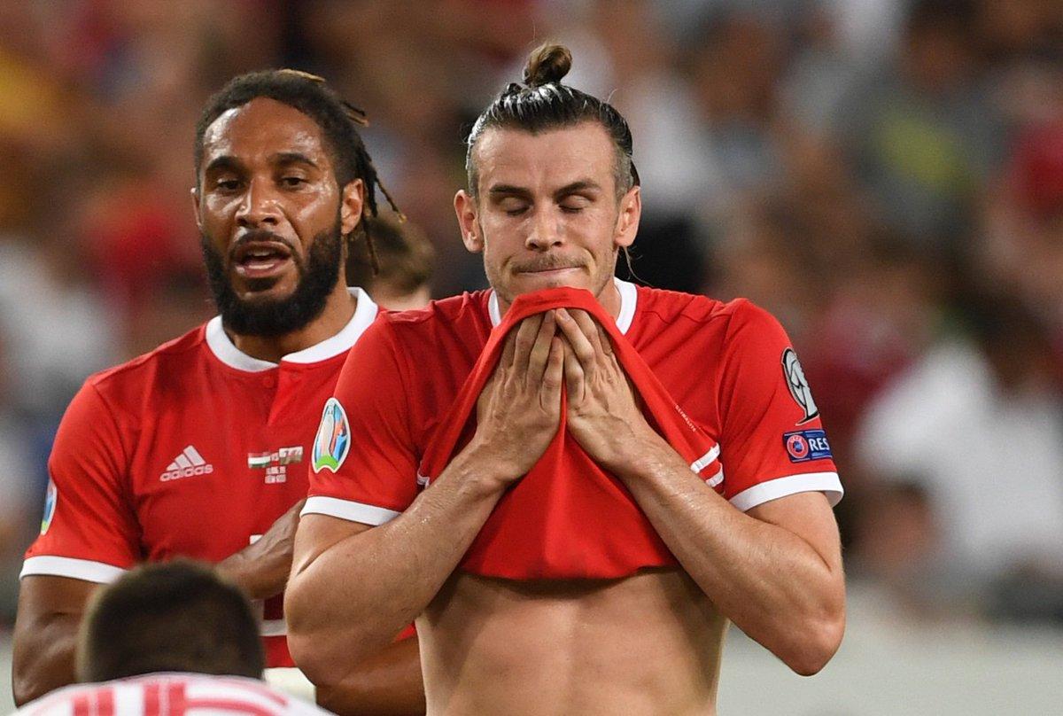 Video: Hungary vs Wales