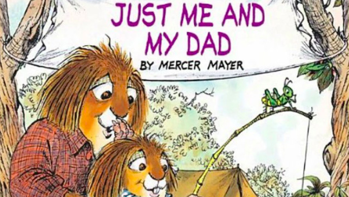 12 great picture books to celebrate #FathersDay: spr.ly/6011Eo72D #ShowHimYouKnowHim