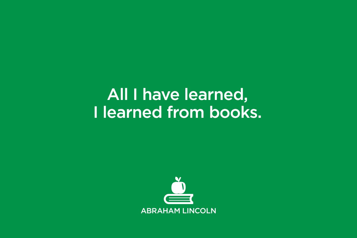 👇 Books = All the life lessons you need to learn!   #Education #Learning #Quote