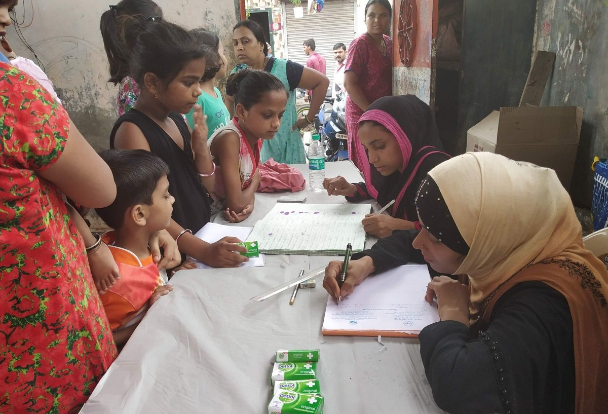 India - Free #HealthCamp for 174 patients  https://t.co/nvVwnuOBWD https://t.co/oT6kwv1Hyy