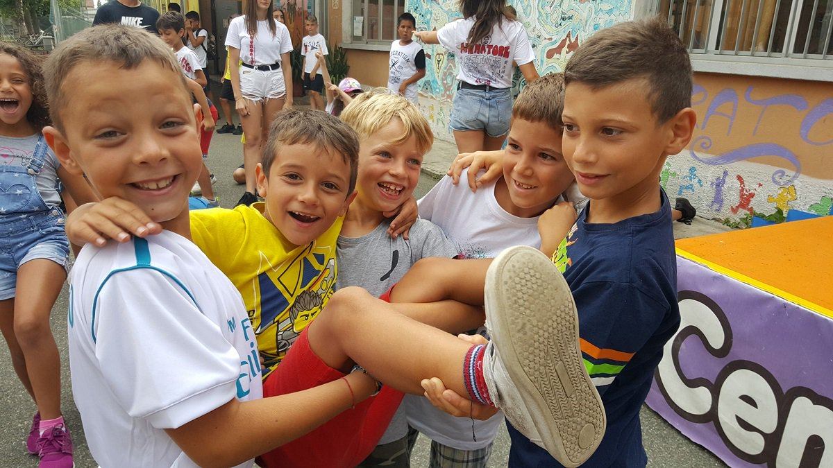 Italy – Children's Summer Camp at Don Bosco #Oratory in Alessandria  https://t.co/eOSBH9Huzq https://t.co/PaVZBeOjfV