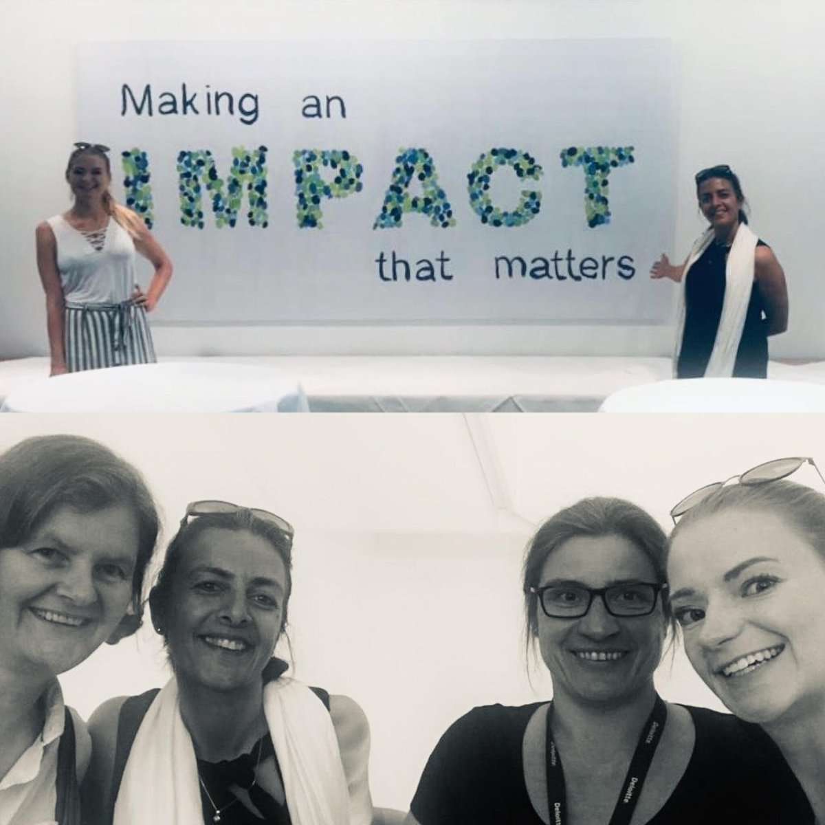 """Great series of initiatives by #ebbfmember Moneshia zu Eltz """"we are designing our next @INSEADAlumni event at @Deloitte Munich focusing on #futureoffood . Looking at how to#reducewaste with #consumerpower to impact #foodvaluechain """" https://lnkd.in/eQbZxRW"""