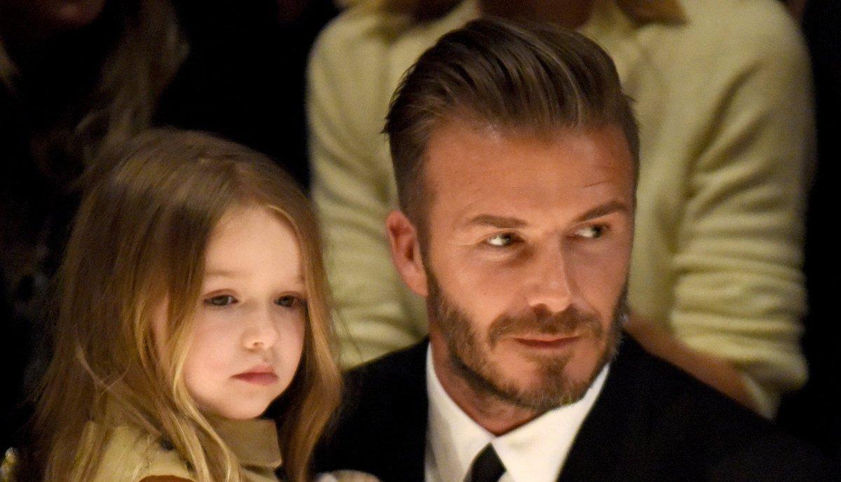Harper Beckham ranked as more 'socially powerful' than Harry and Meghan http://marieclai.re/tHJGzP