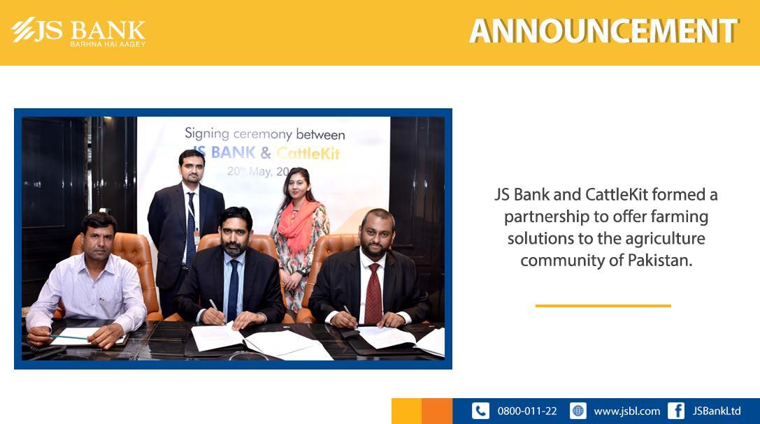 6718eba4b520 Click on the link below for more information: visit: https://www.jsbl.com/js -bank-and-cattlekit-partners-for-agriculture-sector-development/ …