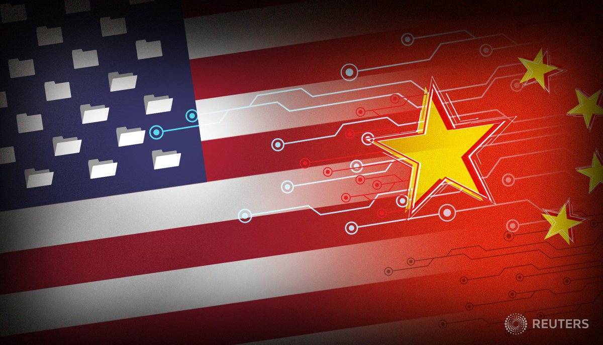 Teams of hackers connected to the Chinese government used some of the world's biggest technology service providers as launchpads to attack to their clients, stealing reams of corporate and government secrets for years https://reut.rs/2NbS3tj