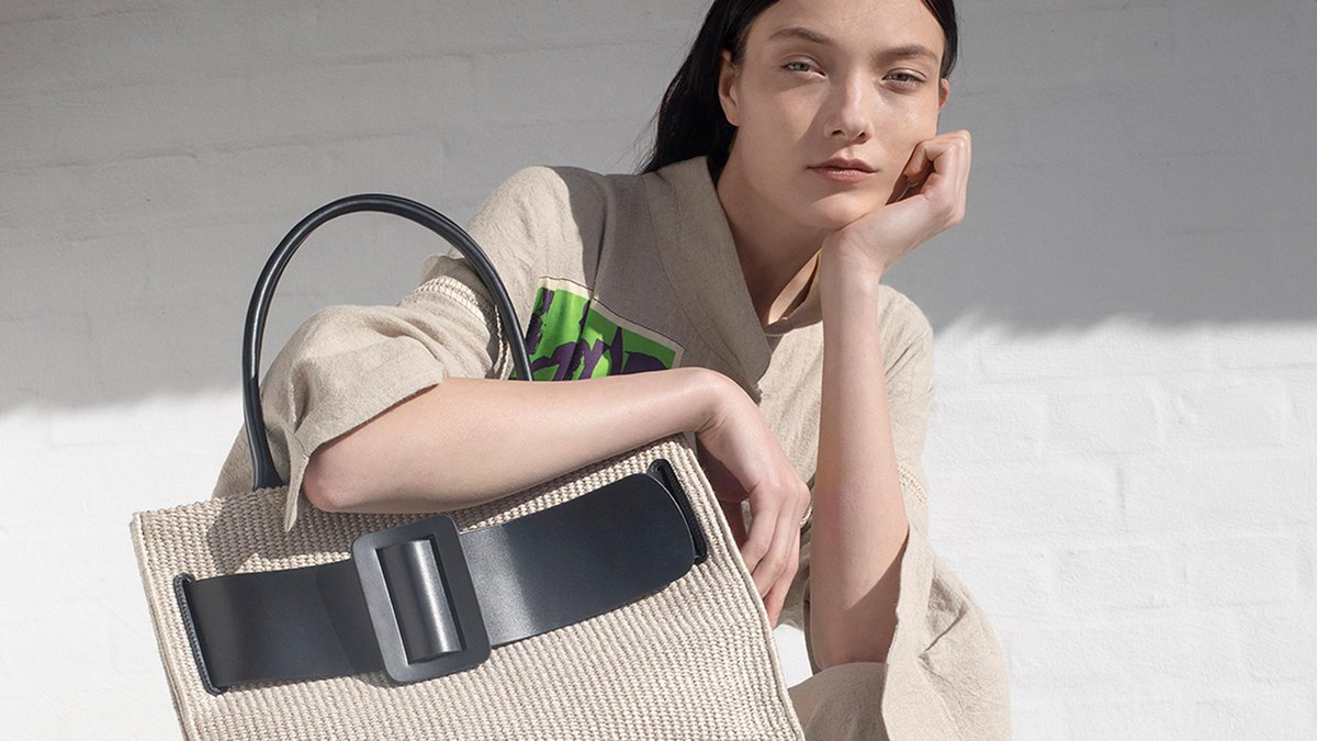 This capsule collection is basically summer in a bag http://dlvr.it/R7JRxN