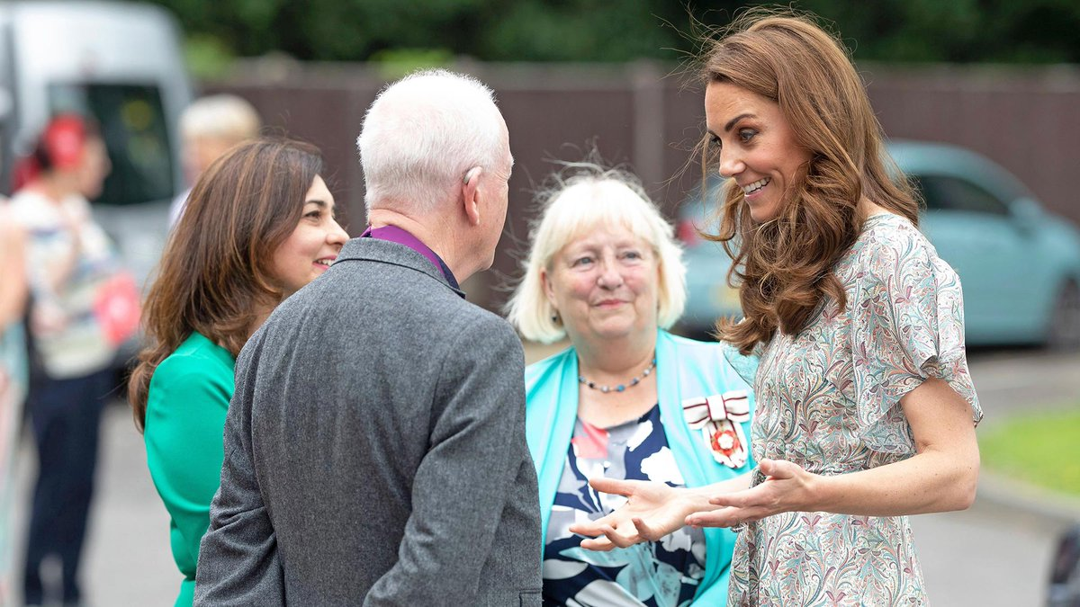 Kate Middleton just wore one of the biggest trends of the season http://marieclai.re/Dah2Cu