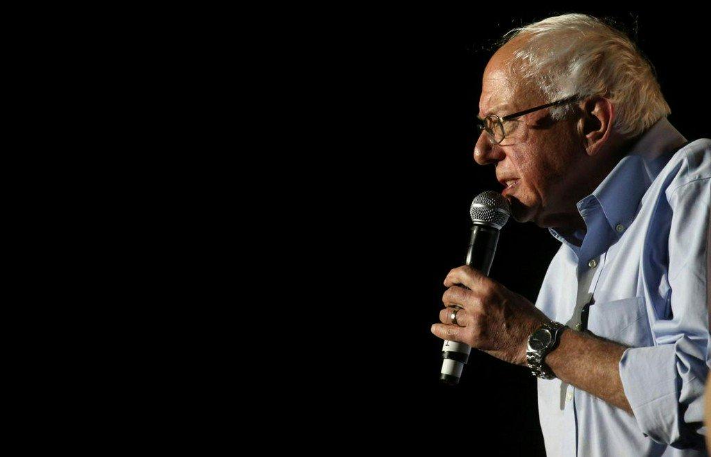 Veteran Sanders seeks U.S. voters on live-streaming gaming channel https://reut.rs/31Wj4nR