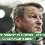 Image for the Tweet beginning: Dass #Werder in den kommenden