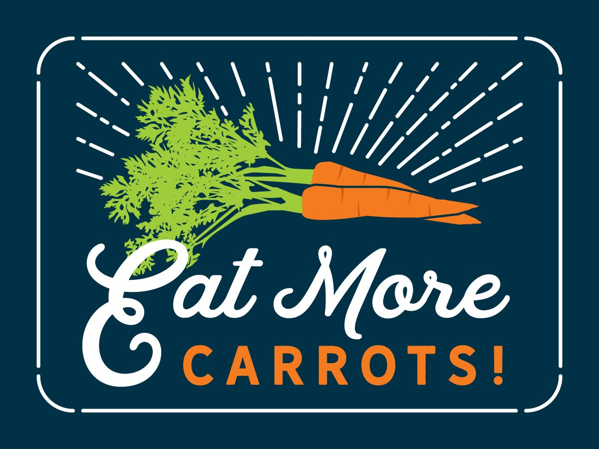#dyk foods rich in nutrition can boost your eye health? Carrots contain a lot of vitamin A that help reduce the impact of both cataracts and age-related macular degeneration. Eat more carrots and protect the health of your eye by getting an exam every year.