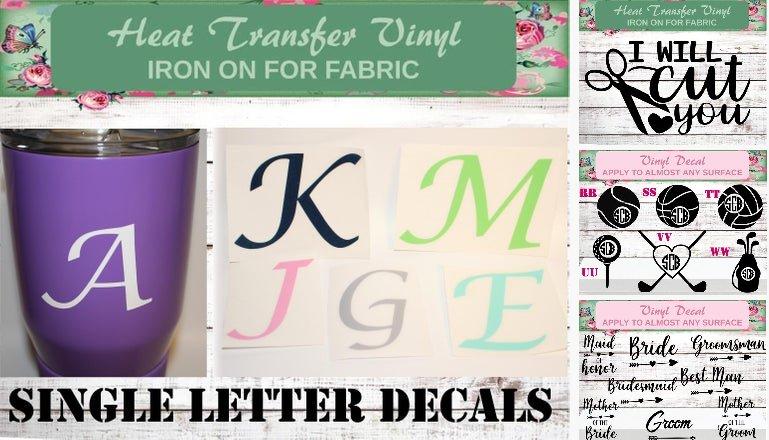 Sale, Alphabet Iron On, Custom Letter Iron On #supplies @EtsyMktgTool https://etsy.me/2D0b1N5 #christmas #birthday #ironon #t-shirt #decal