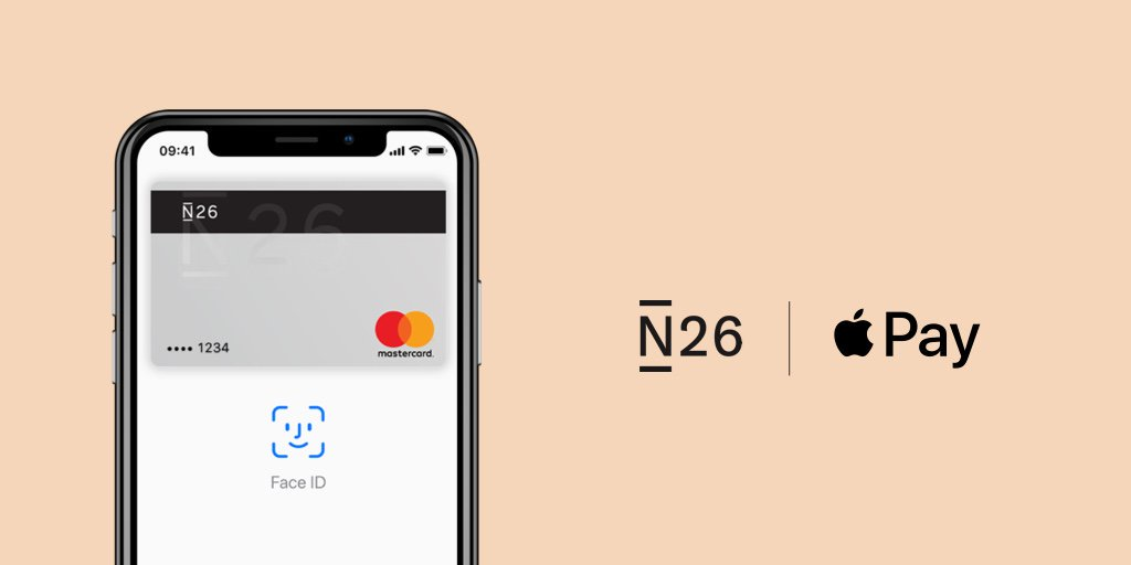 N26 On Twitter The Wait Is Over You Can Now Use Your N26 Account With Applepay In Greece Liechtenstein Estonia Belgium Portugal Sweden Poland