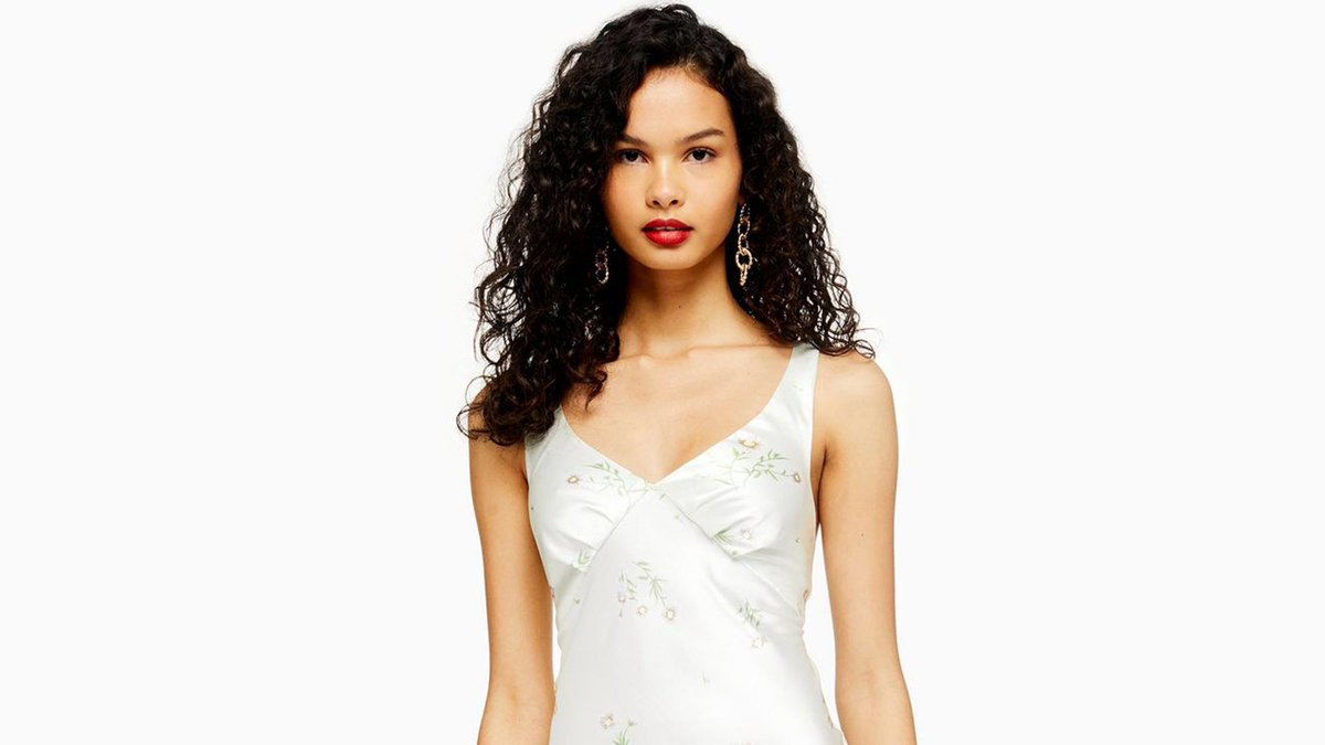 This Topshop dress is just what you need for the heatwave http://marieclai.re/CI19Su